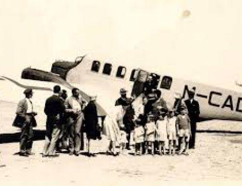 ¿Sabías que en 1952….apareció el primer avión a reacción?