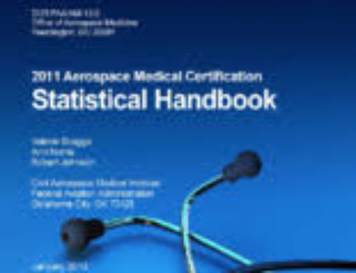 2016 FAA Aerospace Medical Certification Statistical Handbook