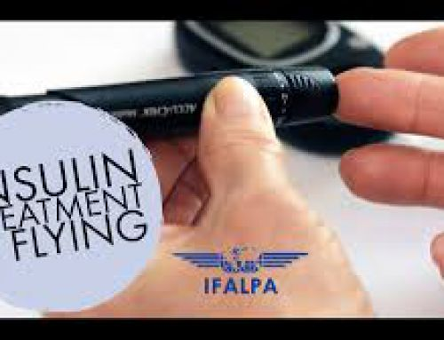 "Insulin Treatment and Flying: ""The IFALPA Position"""