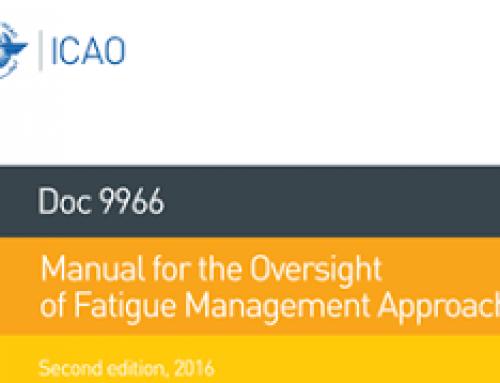 Manual OACI para la supervisión de los enfoques de gestión de la Fatiga