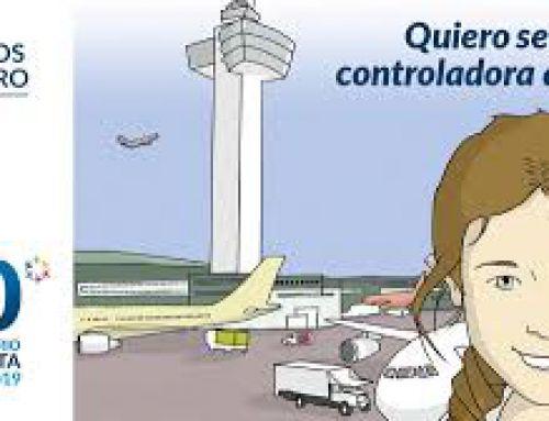 """""""Quiero ser controladora aérea"""""""