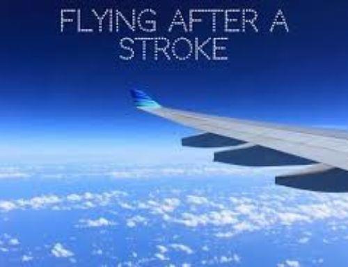 (Preevid) ¿Cuánto tiempo hay que esperar para viajar en avión después de un Ictus?