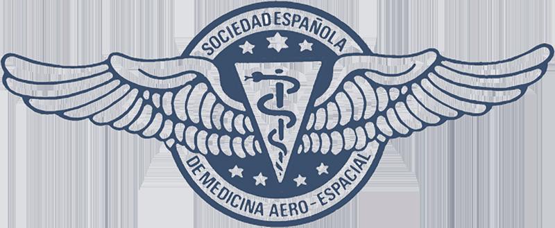 Sociedad Española de Medicina Aeroespacial Logo